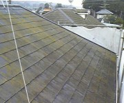 K様邸 屋根塗装工事 施工前