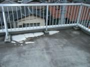 防水工事 施工前