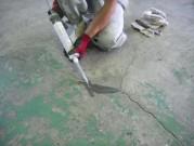 ヒビ割れ補修