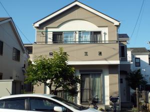 外壁塗装 埼玉県新座市 施工後