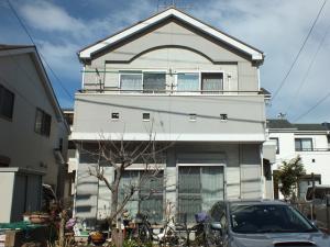 外壁塗装 埼玉県新座市 施工前