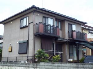 栃木県小山市の施工事例 施工前の写真