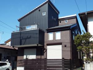 千葉県流山市の外壁屋根塗装の施工後の写真