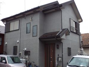 東京都町田市の外壁屋根塗装の施工後写真