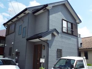 東京都町田市の外壁屋根塗装の施工前写真