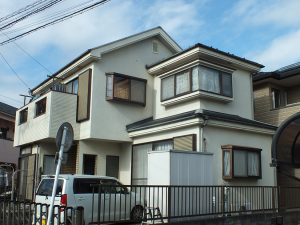 埼玉県入間郡の施工実績 施工前写真