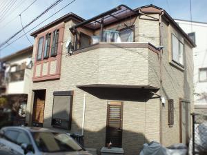 富士見市N様施工事例 施工前写真