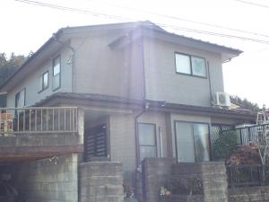 栃木県芳賀郡の施工事例 施工前写真